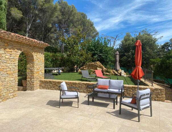 chambres d'hotes le beausset terrasse une pause en provence