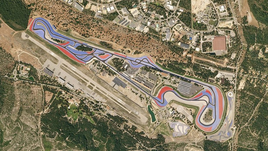Circuit Paul Ricard chambre d'hotes en provence