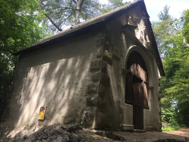 chapelle des parisiens sainte-baume chambre d'hoteslebeausset