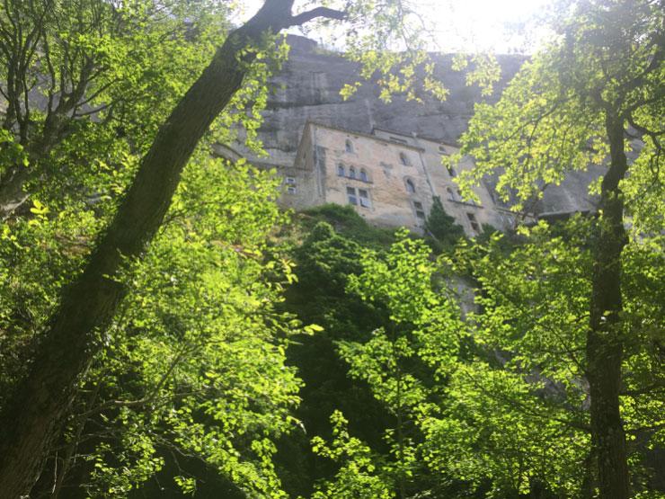 grotte saint-madeleine chambre d'hotes le beausset