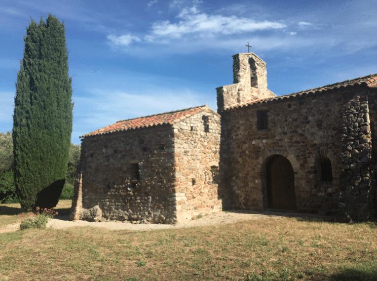 la chapelle de pepiole six-fours